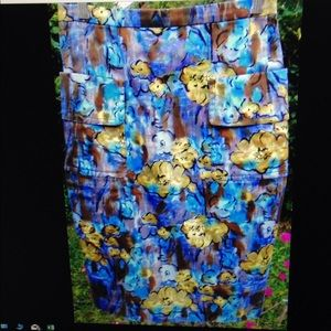 NWOT Tracy Reese Anthropologie skirt size 0